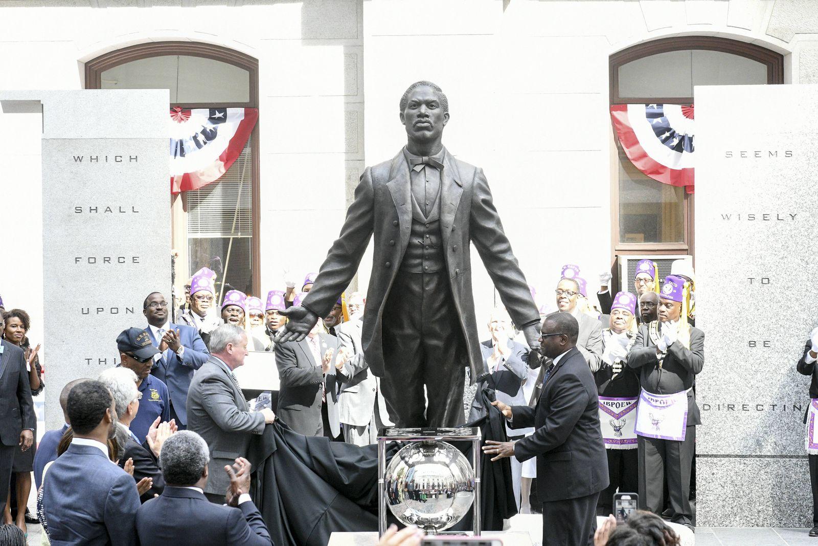 Bilder des Tages September 26 2017 Philadelphia Pennsylvania U S Philadelphia Mayor JIM KENN