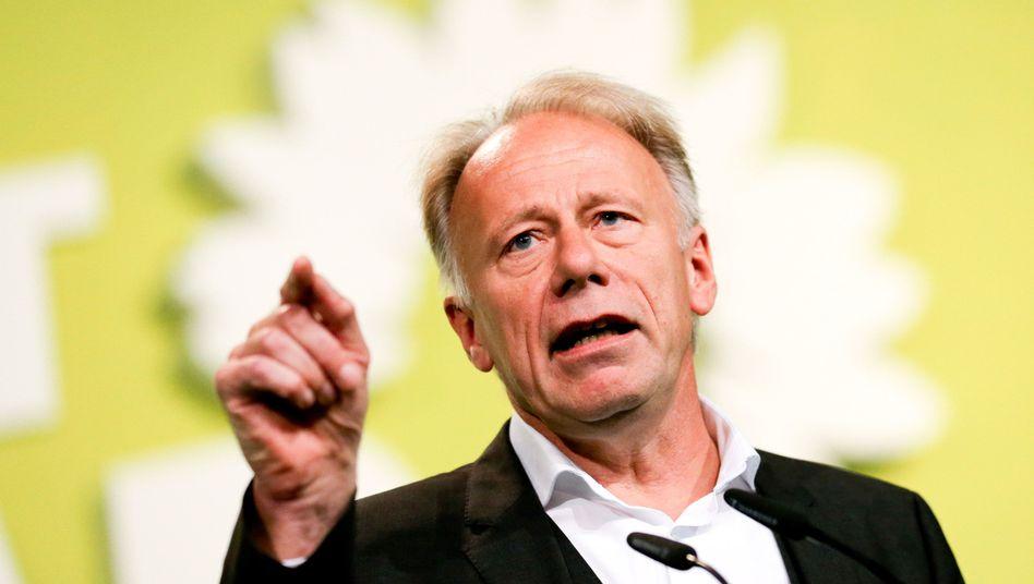 Grünen-Spitzenkandidat Trittin: Schreiben an DIHK-Boss Schweitzer
