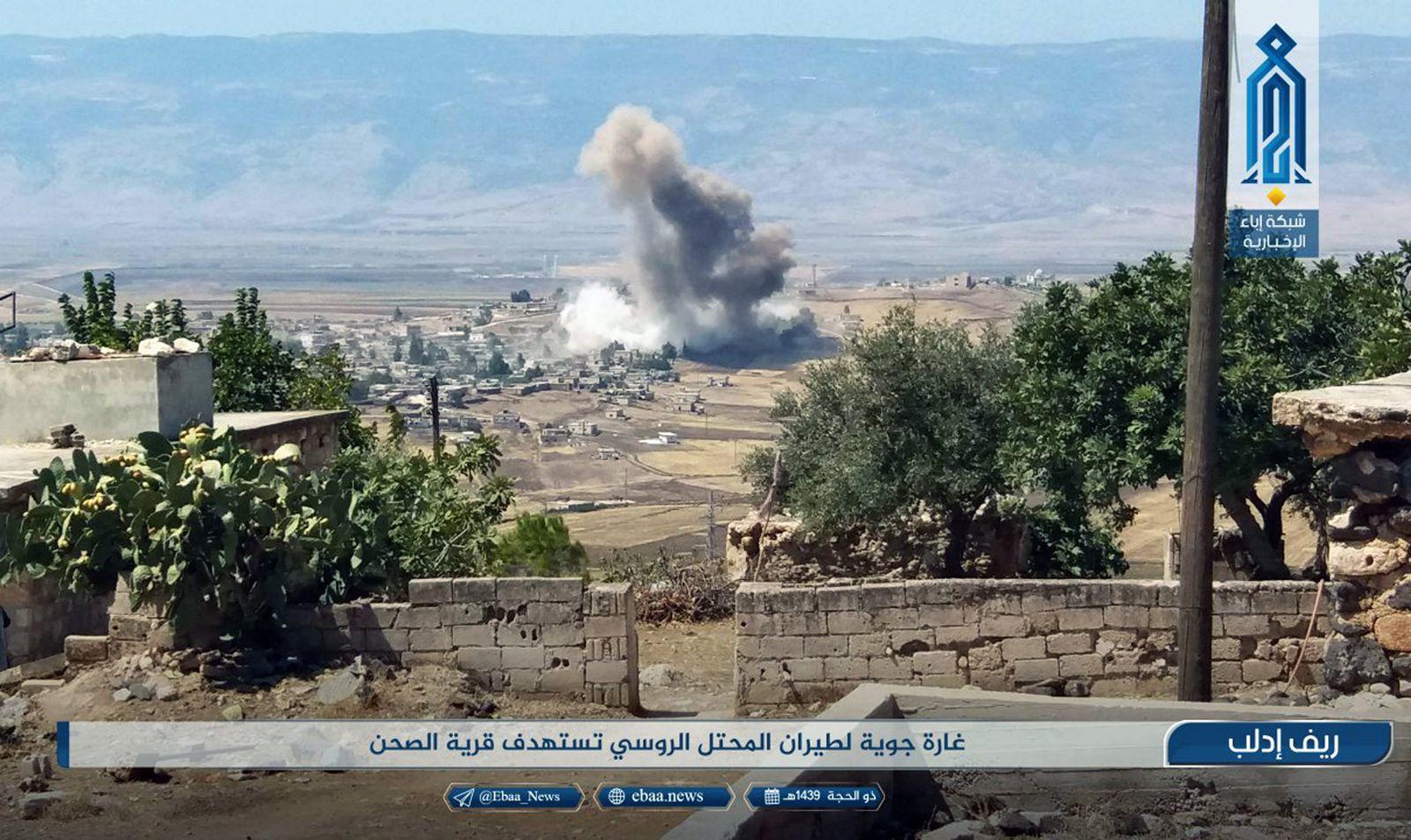 EINMALIGE VERWENDUNG PLUS SP37/2018 S.86 Idlib