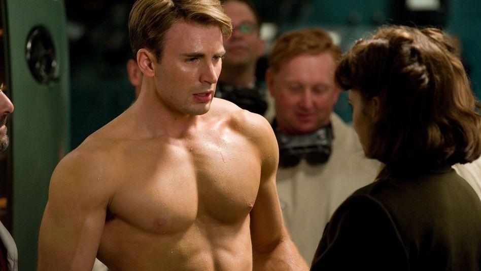 """Comic-Verfilmung """"Captain America"""": Auf, auf zum fröhlichenNazi-Jagen"""