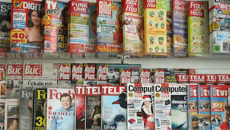 Springer fehlt der Glaube, dass man mit Journalismus noch Geld verdienen kann