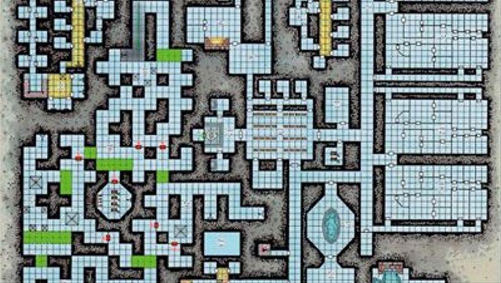 Dungeons: Immer an der Wand entlang