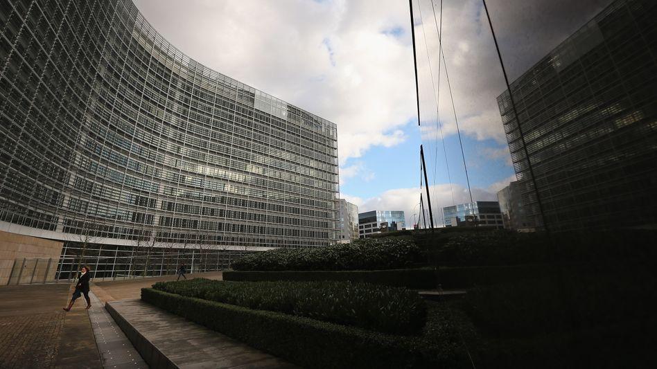 """EU-Kommissionsgebäude in Brüssel: """"So kann es nicht weitergehen"""""""