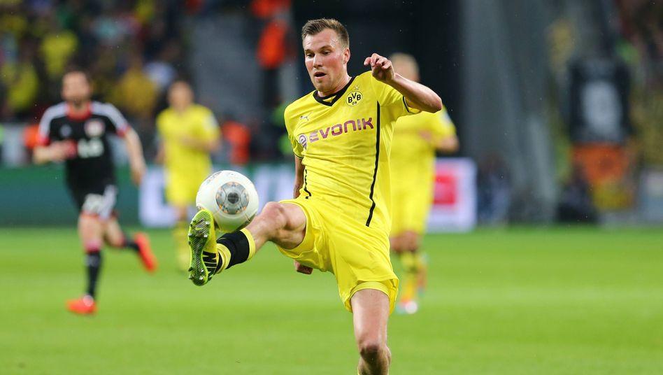 So wurde er bekannt: Kevin Großkreutz im Trikot seines Herzensklubs Borussia Dortmund