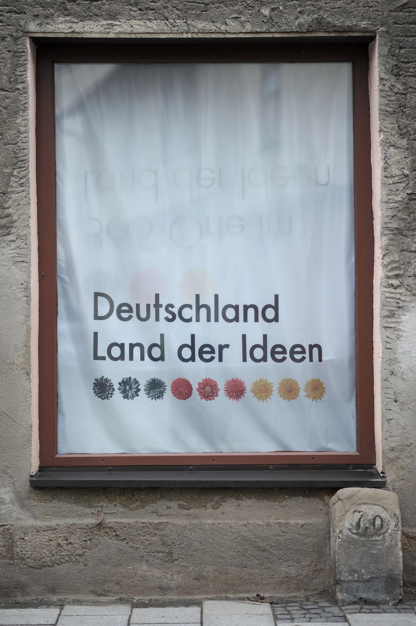 Mittelstand Plakat Deutschland Ideen