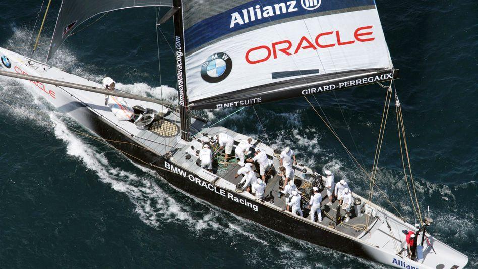 BMW Oracle: Mitinitiator einer neuen Rennserie