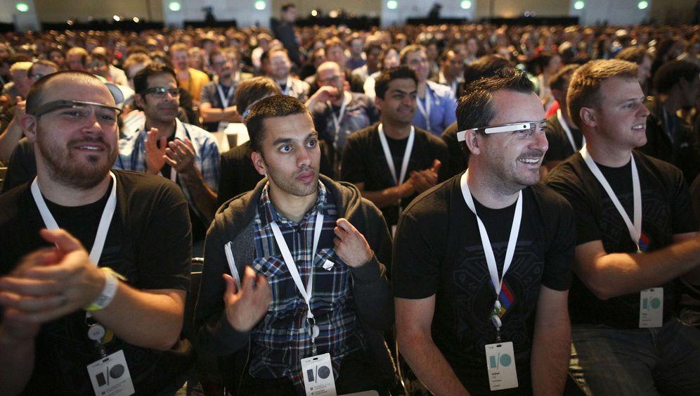 Entwicklerkonferenz I/O: Google präsentiert seine Neuheiten