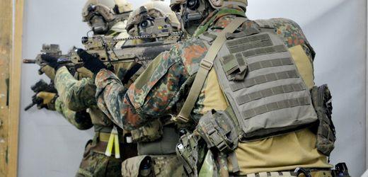 Bundeswehr: Vorgesetzte stoppten Munitions-Amnestie beim KSK