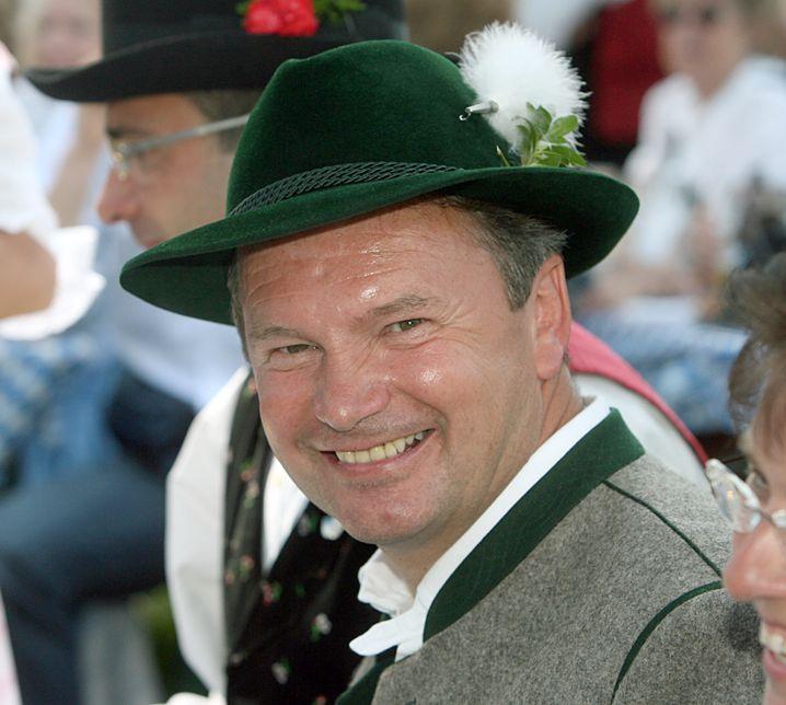 Jakob Kreidl (Archivfoto von 2007)