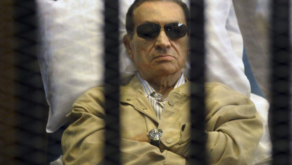 Husni Mubarak: Entlassung aus Haft angeordnet