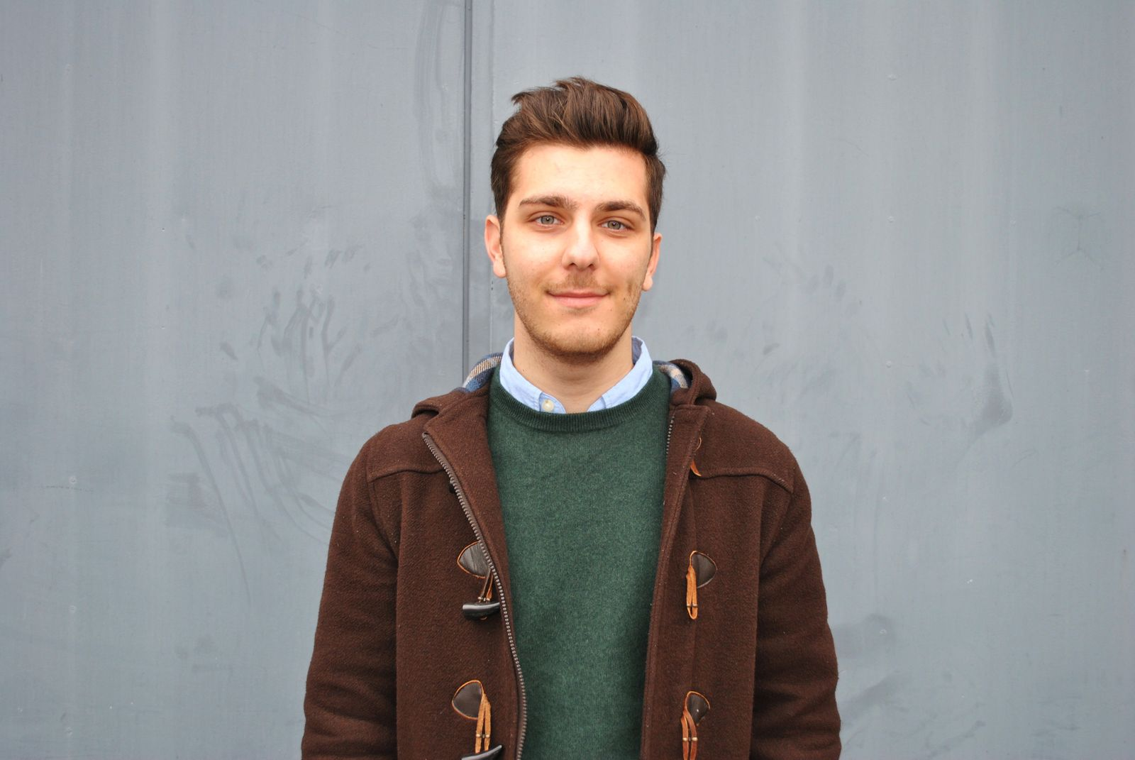 Mein erstes Jahr im Job/ Comedy-Autor / Tarkan Bagci