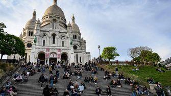 Paris erwacht