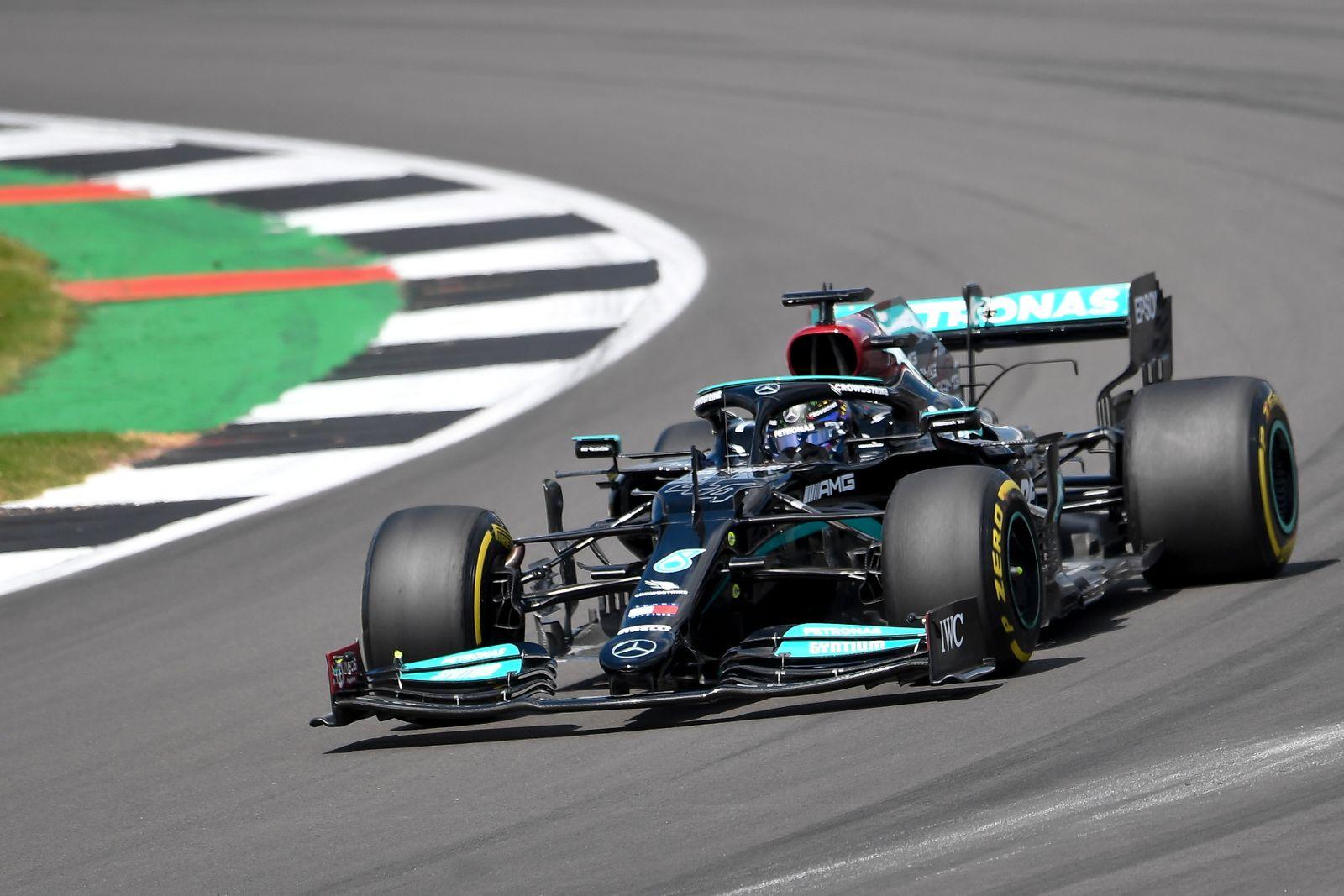Formel 1 Qualifying Lewis Hamilton Vor Max Verstappen In Den Sprint Der Spiegel