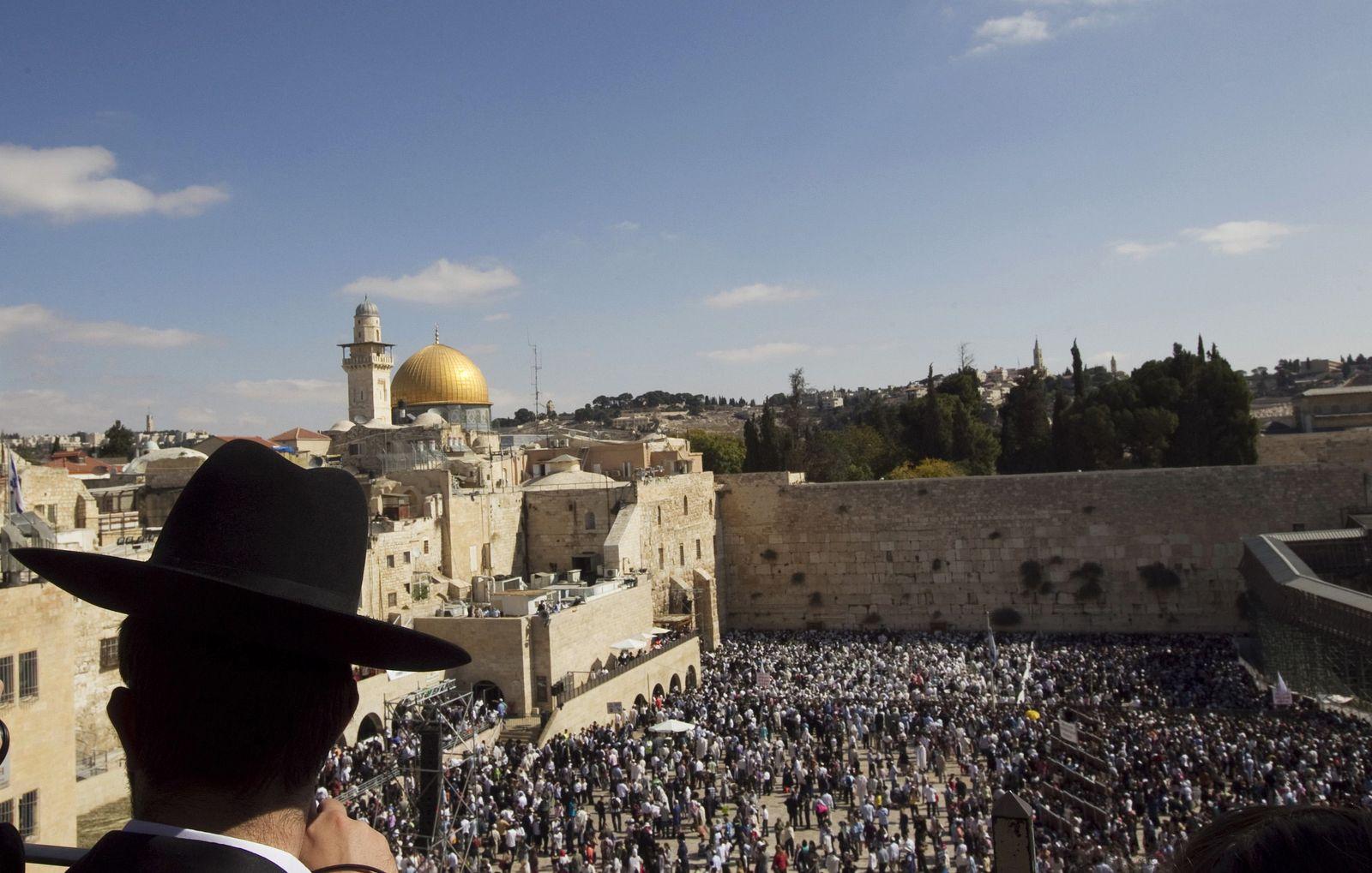 Israel / orthodoxe Juden