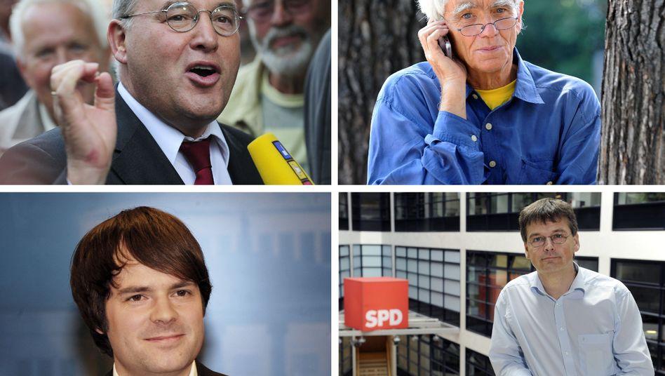 SPD-Politiker Böhning: Sozialdemokraten brauchen eine Online-Offensive