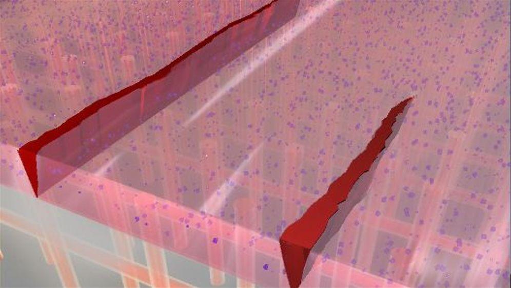 Materialforschung: Risse verschwinden von allein