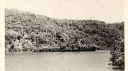 Ein Schiff mit Inselbegabung