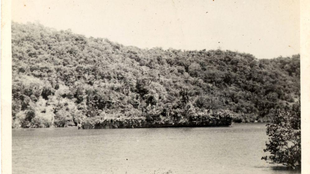 Schiff mit Tarnung: 1000 Seemeilen durch Feindesgebiet