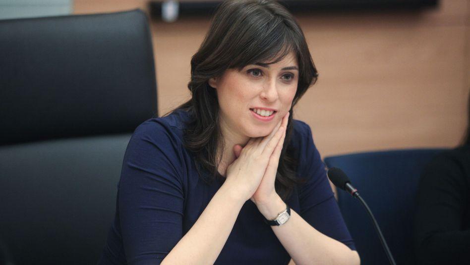 """Ministerin Tzipi Hotovely (Archivbild): Nur """"persönliche Meinung"""" gesagt"""