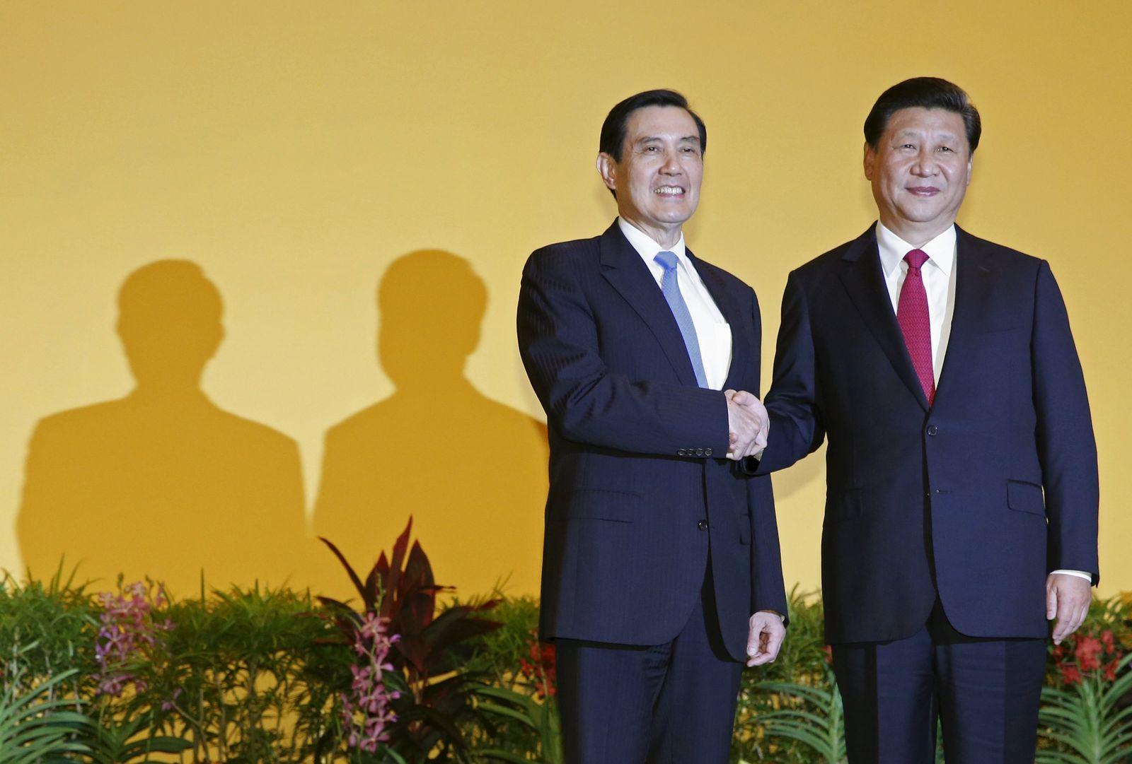 CHINA-TAIWAN/MEETING