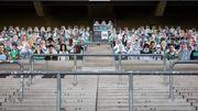 """Rückkehr der Fans ins Stadion? Die Mehrheit der Minister sieht das offenbar """"kritisch"""""""
