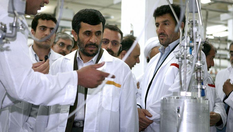Atomkonflikt: USA machen Druck, Iran reagiert gereizt