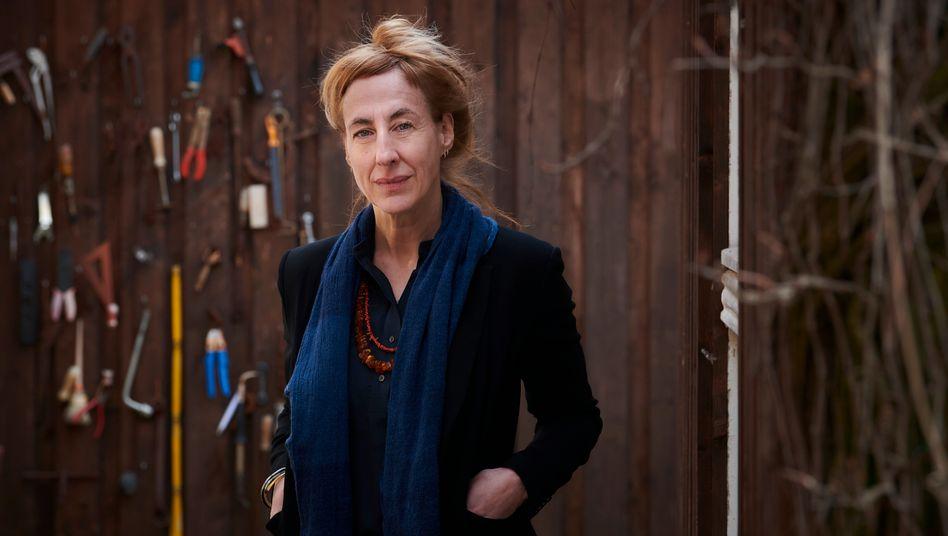 Judith Hermann (Archivbild): Wurde mit Erzählbänden bekannt, ist für den Roman »Daheim« nominiert