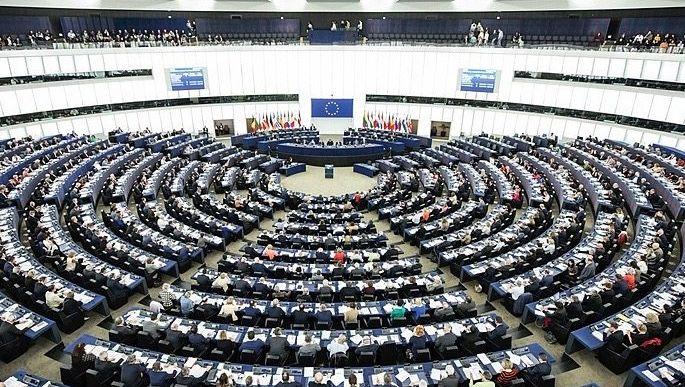 Plenarsaal in Straßburg Gravierende Folgen