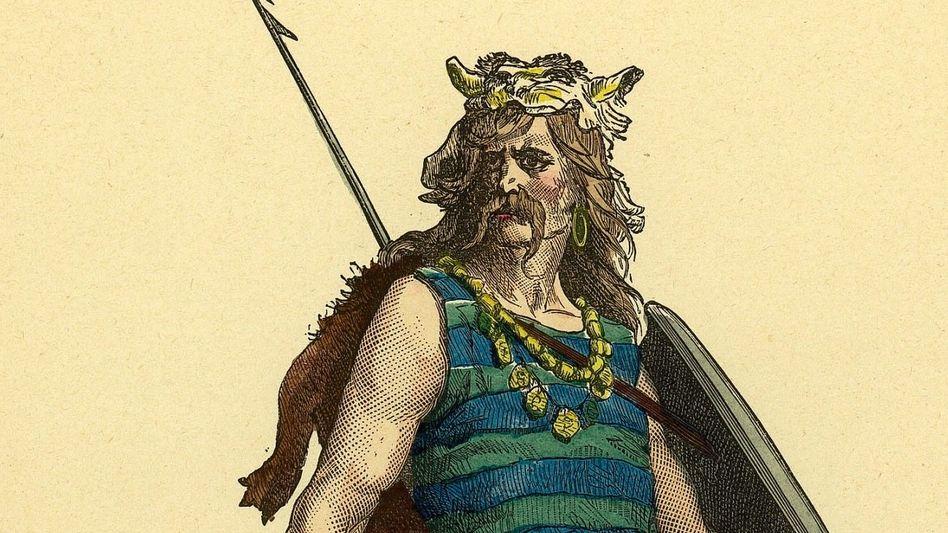 Cheruskerfürst Arminius: Antiker Ritter?