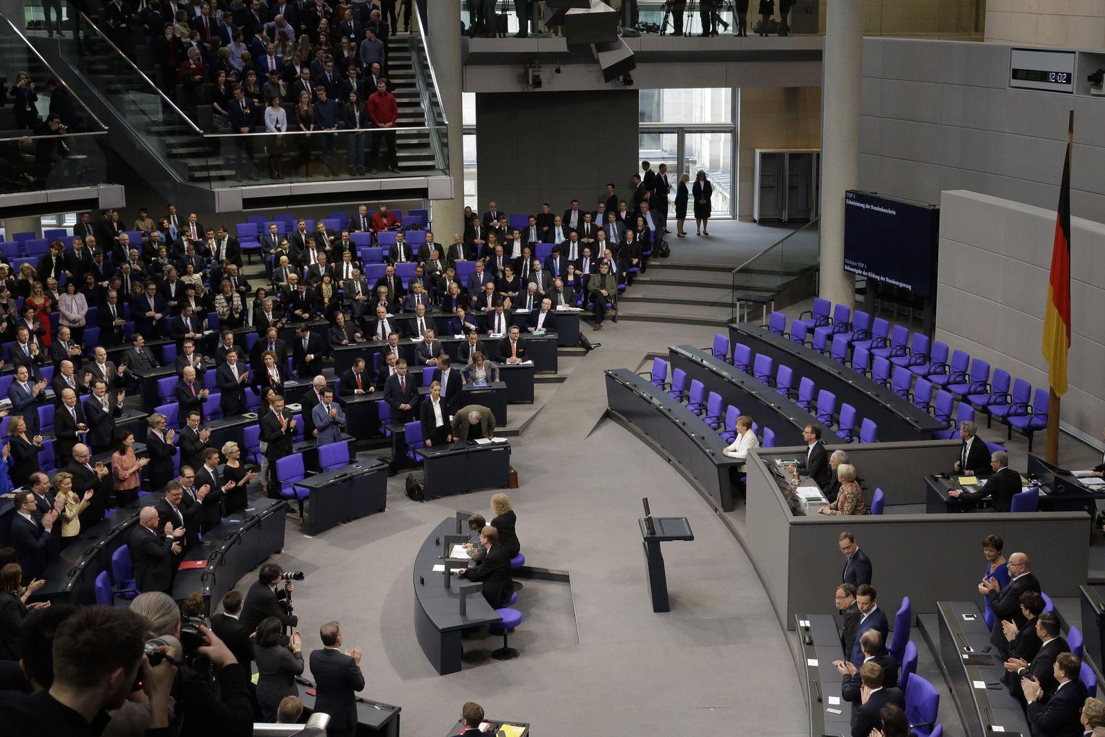Germany New Governemt