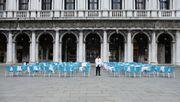 Mekka, Venedig, Tokio: Wie das Virus die Menschen vertreibt