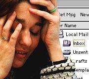 Postfach schon wieder voll? Spam verschlingt Telefonkosten und Arbeitszeit in Milliardenhöhe