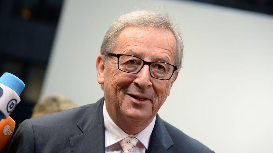 Jean-Claude Juncker: Investitionsprogramm bewilligt