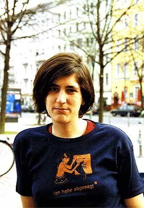 """""""Arbeitslosen hängt Stigma an"""": Katrin Lehnert"""