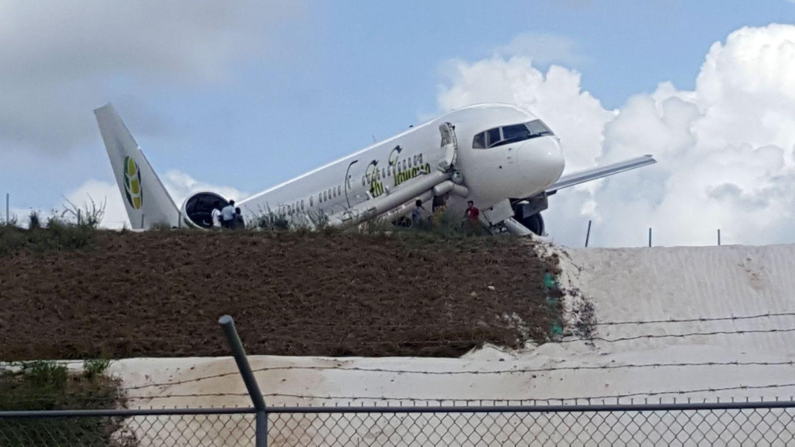 GUYANA-AIR-CRASH
