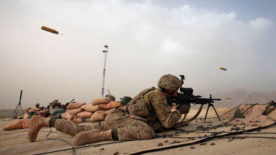 US-Soldat in Afghanistan (Archiv)