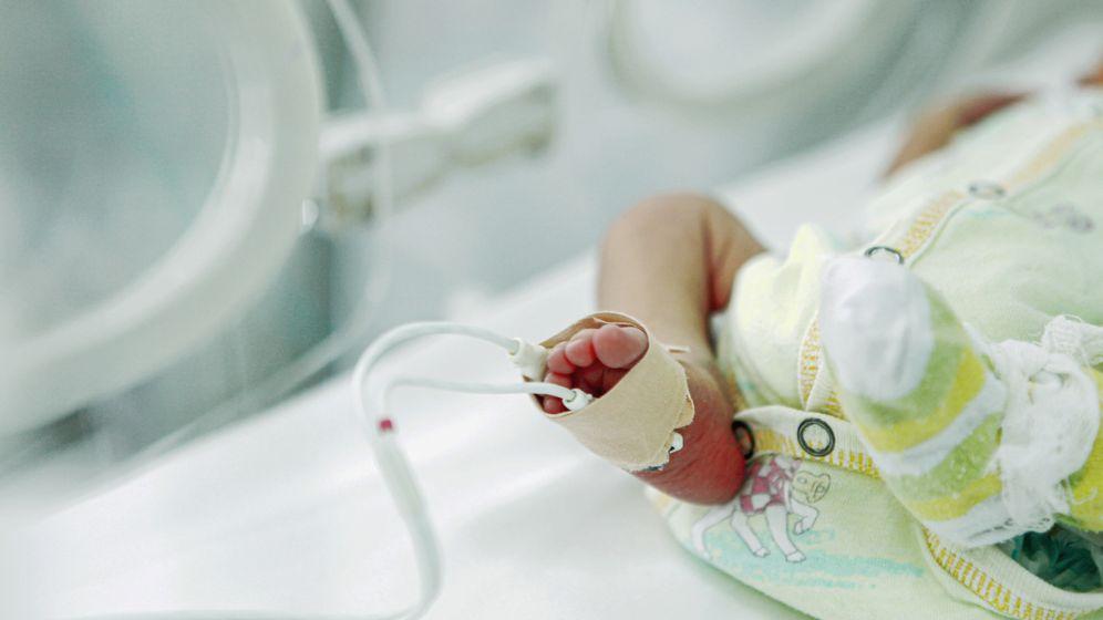 Krankenhäuser haben beobachtet, dass es während der Coronakrise weniger Frühgeburten gibt