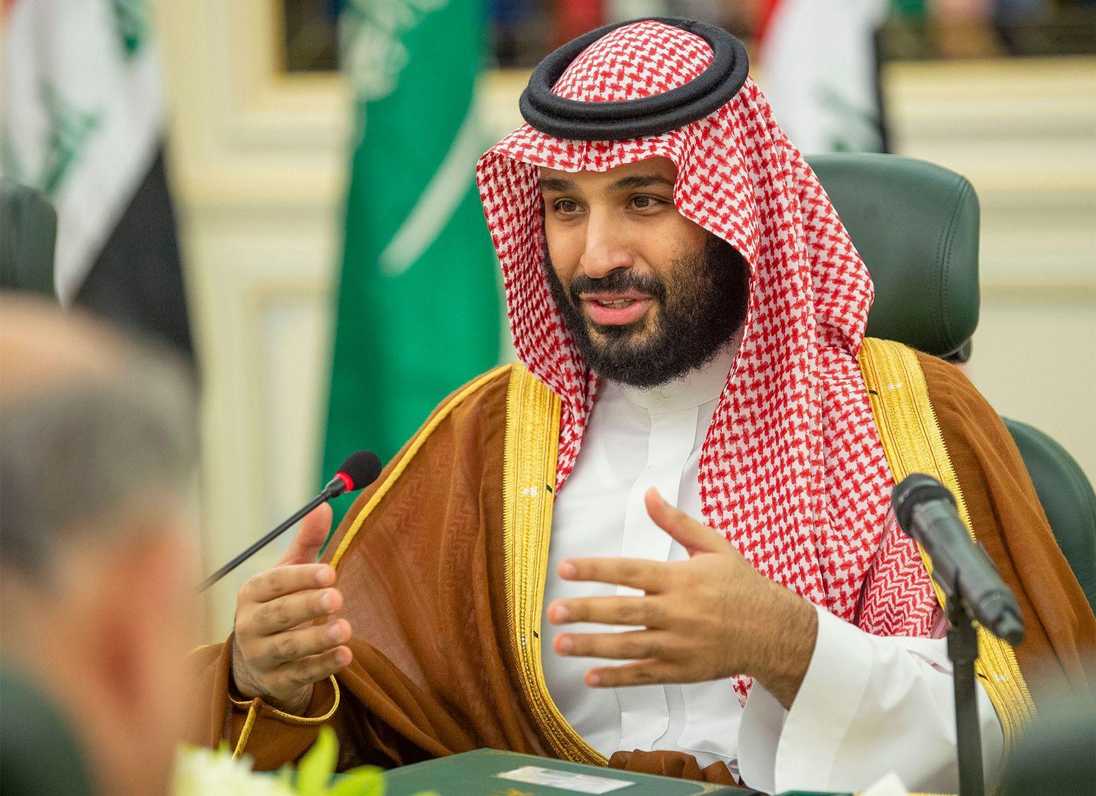 Saudi Arabien/ Salman