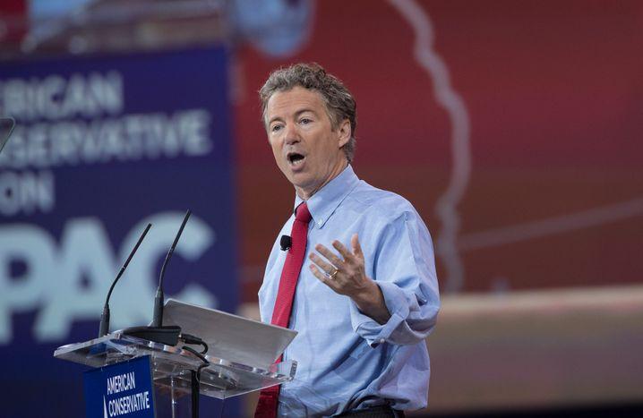 NSA-Kritiker Rand Paul