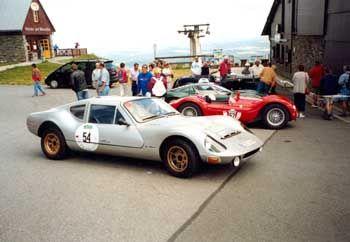 Gern gesehener Gast bei Oldtimer-Rallyes: Die meisten der 101 gebauten Exemplare des Melkus RS 1000 existieren noch heute