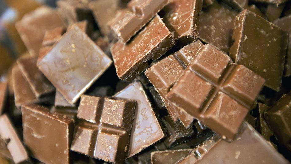 Ritter-Sport-Schokolade: Angekratztes Image