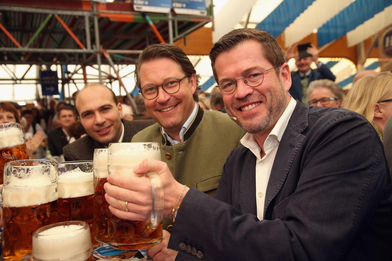 Guttenberg/ Bierzelt