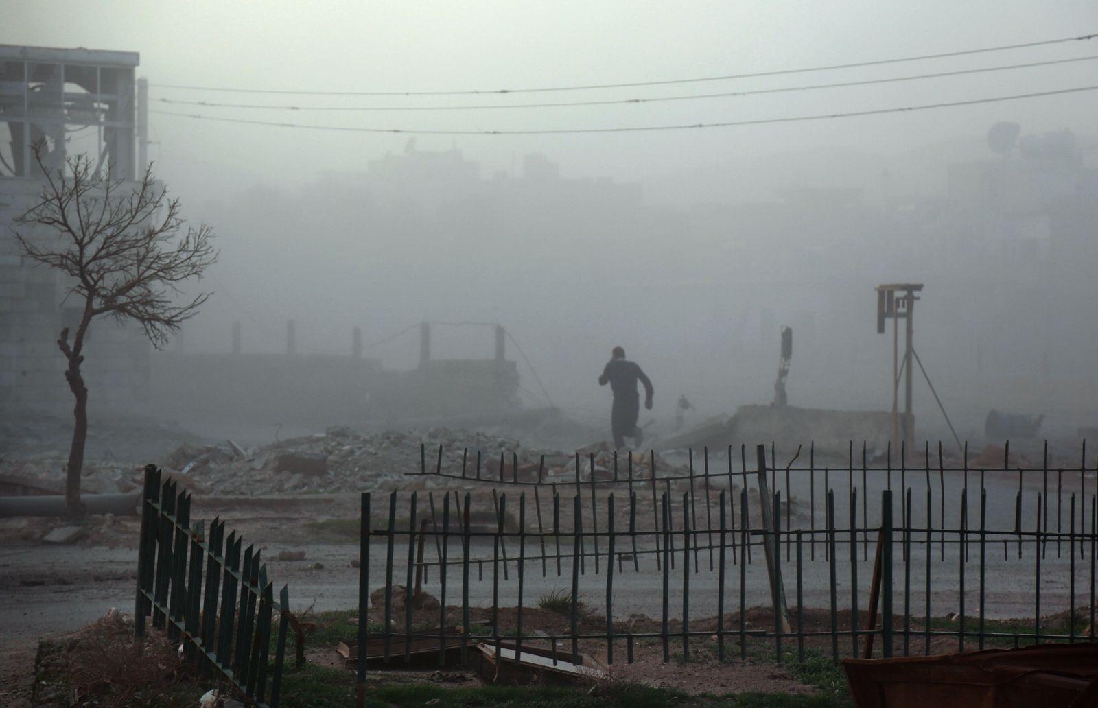 Ghuta Syrien