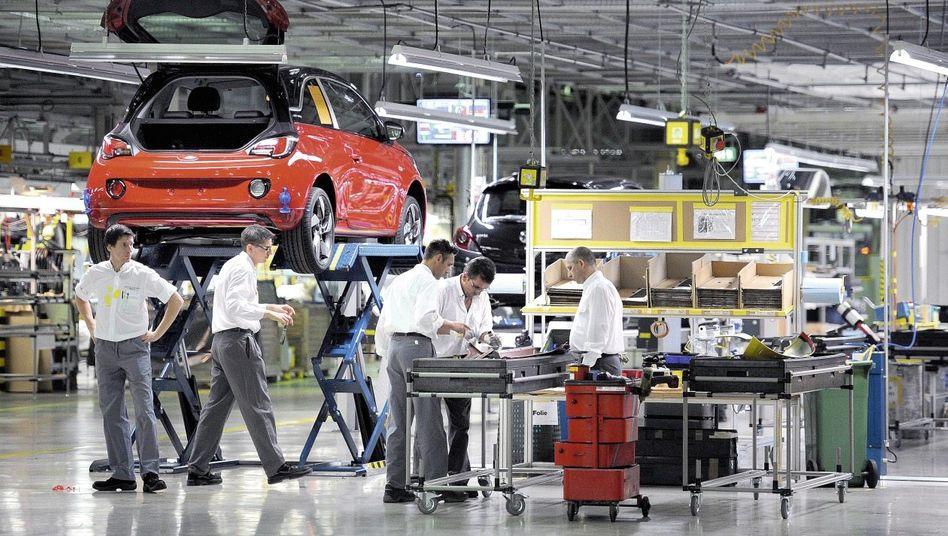 Opel-Montage in Eisenach: Seit 17 Jahren nichts als Verluste eingetragen