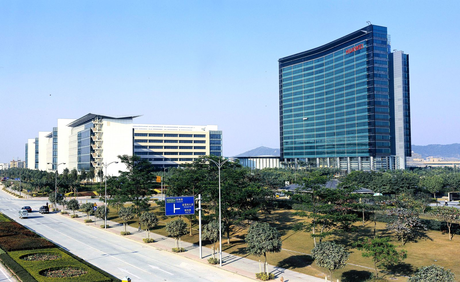 EINMALIGE VERWENDUNG Huawei/ Hauptzentrale