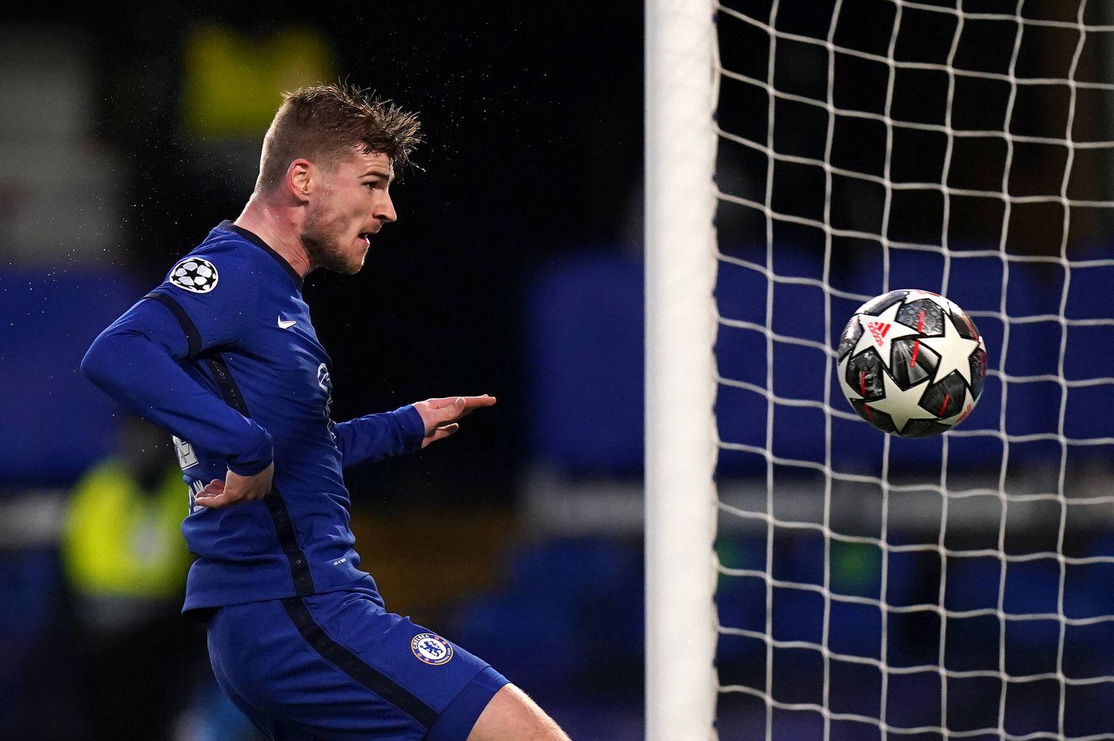 Sport Bilder des Tages Chelsea v Real Madrid - UEFA Champions League - Semi Final - Second Leg - Stamford Bridge Chelse