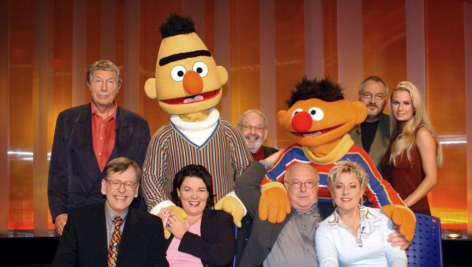 Synchronsprecher Christian Rode mit Bert