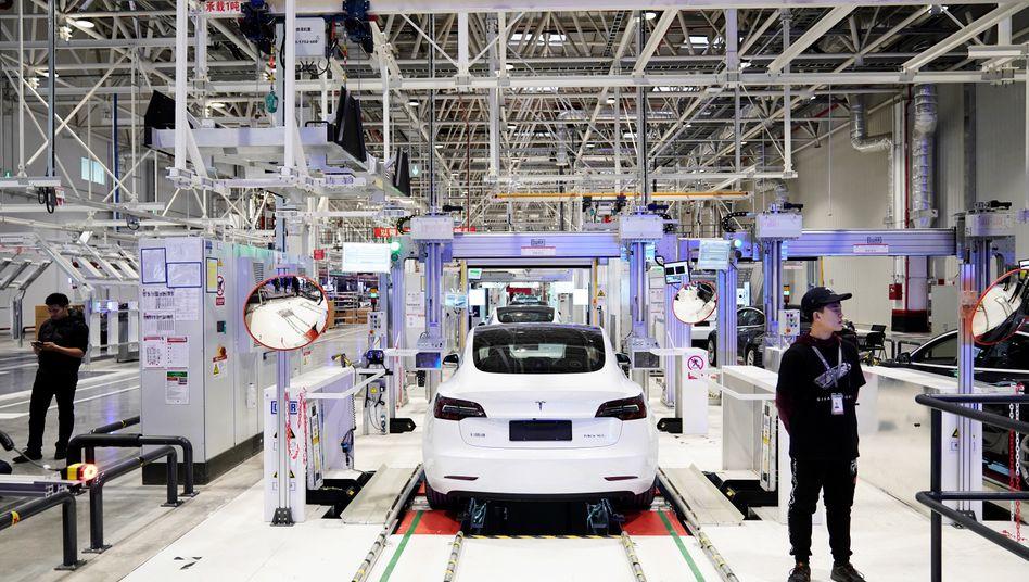 Teslas Vorsprung: Die Zukunft zerlegt