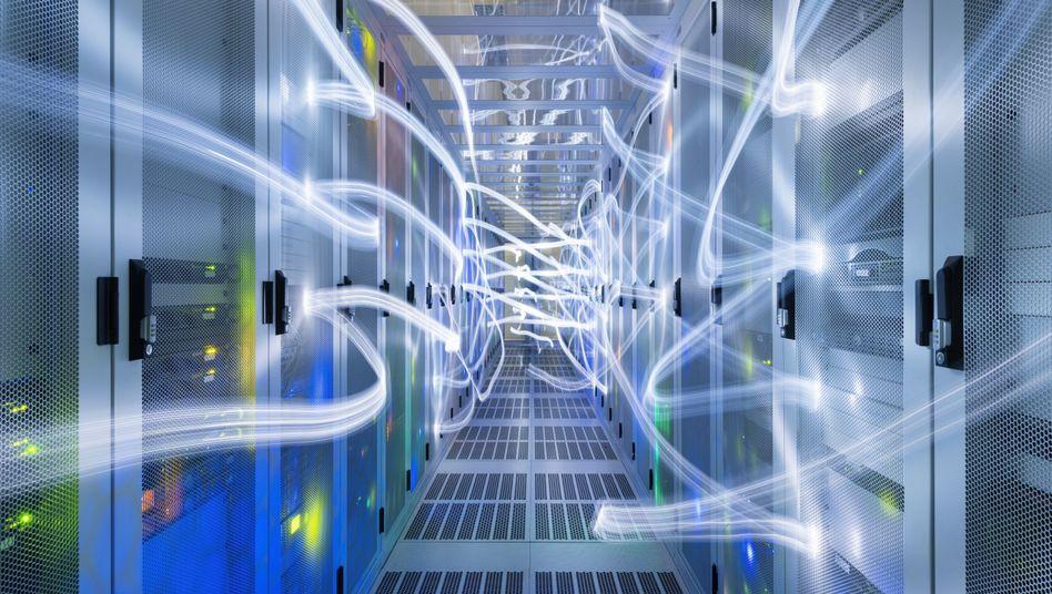 Serverraum: Der Irrglaube, man könne die Welt durch Vermessung retten