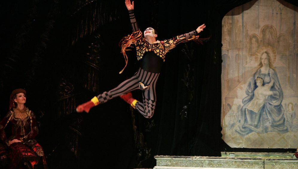Photo Gallery: The Attack on the Bolshoi's Director